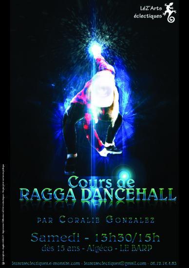 Affiche ragga dancehall 2016 2